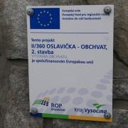 II/360 Oslavička - obchvat, 2.stavba