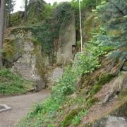 Výstavba naučné turistické stezky k Jeskyni Blanických rytířů