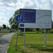 Rozvoj sítě cyklistických stezek na území města Brna, II. etapa