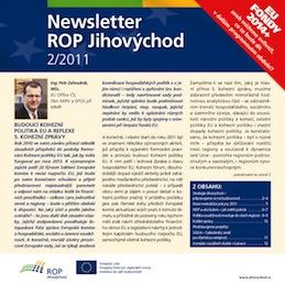 newsletter č. 2/2011