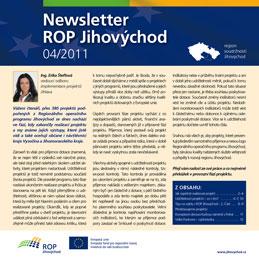 newsletter č. 4/2012