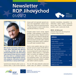 newsletter č. 1/2012