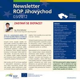 newsletter č. 3/2012