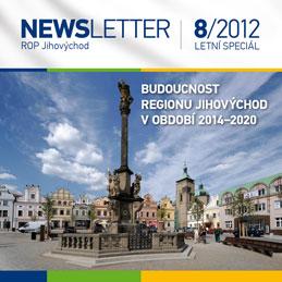 newsletter č. 8/2012