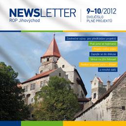 newsletter č. 09-10/2012