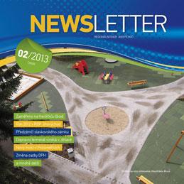 newsletter č. 2/2013