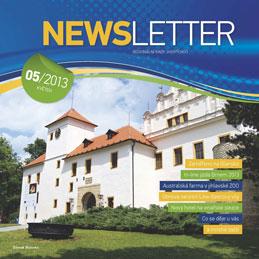 newsletter č. 5/2013