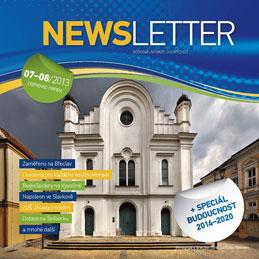 newsletter č. 7–8/2013