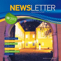 newsletter č. 10/2013