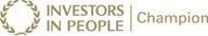 Logo zlatého ocenění IIP
