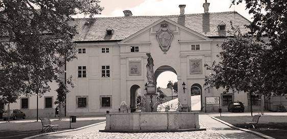 Komplexní stavební úprava náměstí Svobody Valtice