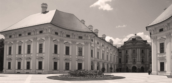 Slavkov zámek