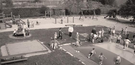 Měřín dětská hřiště