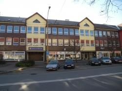 budova regionálního pracoviště v Jihlavě