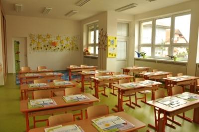 Třídy v nové škole Otevřená
