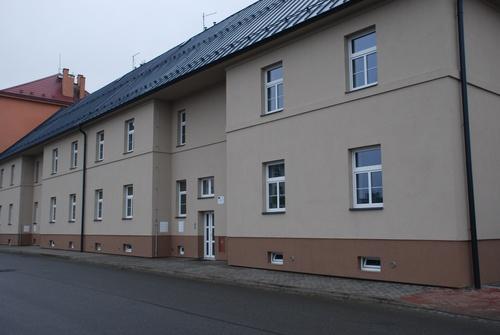 Chráněné bydlení v Havlíčkově Brodě